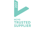 National Council for Voluntary Organisations (NCVO) - Trusted Supplier 2017