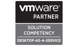 VMware Desktop-as-a-Service Solution Competency