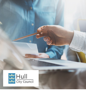 Hull City Council Case Study Overview