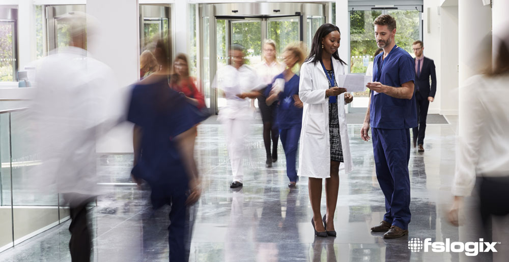Improve Efficiency and Mobility in the Modern Healthcare Environment