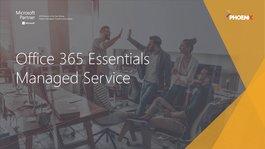 Phoenix Office 365 Essentials Managed Service