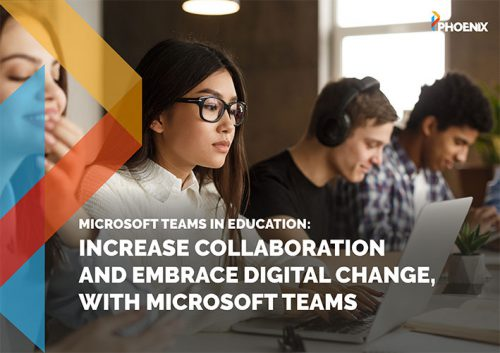 eBook - Microsoft Teams in Further end Higher Education