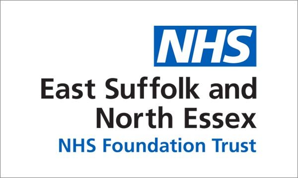 East Suffolk and North Essex NHS Foundation Trust logo