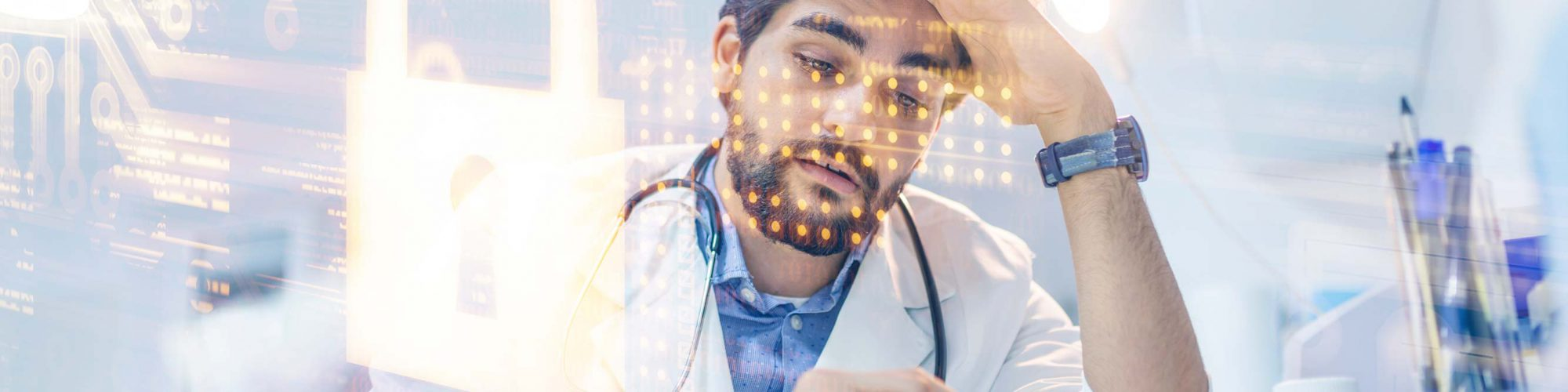 Strengthening cyber security in the healthcare sector