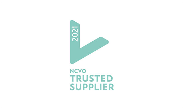 NCVO Trusted Supplier 2021