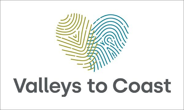 Valleys to Coast Logo