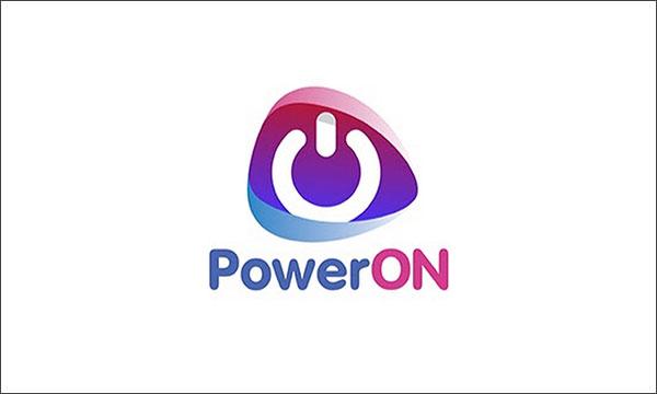 PowerON logo