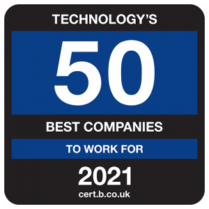 Technology's 50 Best Companies to Work For 2021