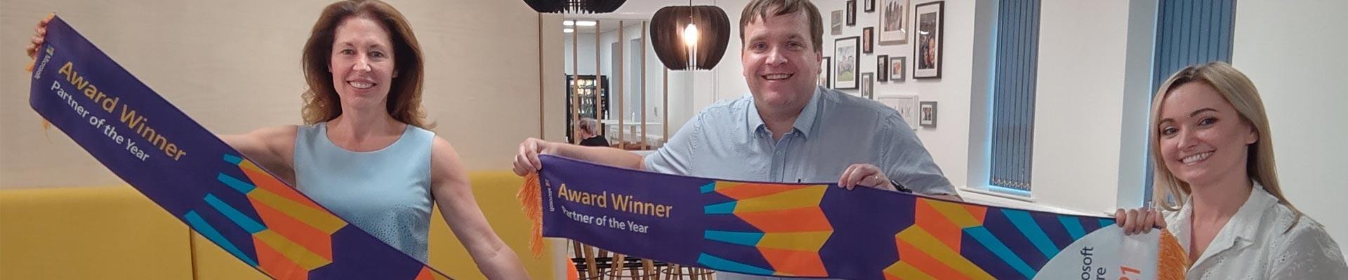 Phoenix wins Microsoft Partner of the Year 2021