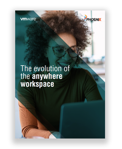 VMware white paper front cover