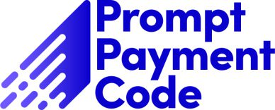 Prompt Payment Code Logo